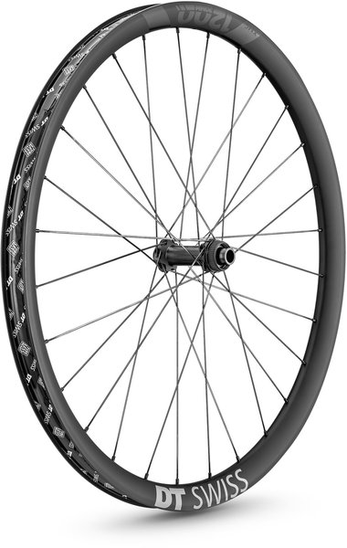 DT Swiss XMC 1200 SPLINE 30 27.5-inch Front Color: Carbon