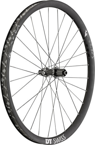 DT Swiss XMC 1200 Spline 30 27.5-inch Rear Color: Black