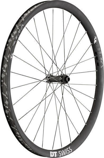 DT Swiss XMC 1200 Spline 30 27.5-inch Front Color: Black