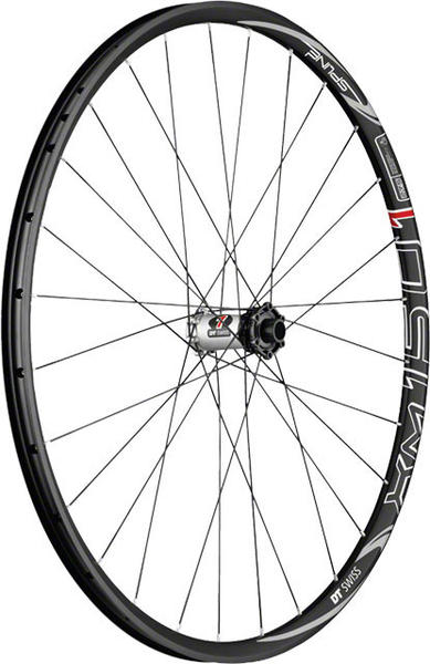 DT Swiss XM 1501 Spline One 26 Model: Front: 15mm Thru-Axle