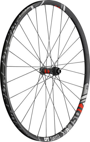 DT Swiss XR 1501 Spline ONE 22.5 29-inch Front Color: Black