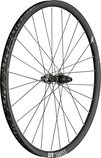 DT Swiss XRC 1200 Spline 25 Rear Color: Black