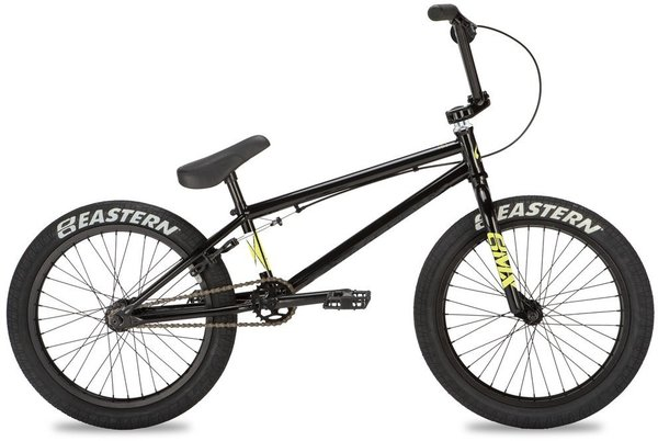 Eastern Bikes Nightwasp Color: Gloss Black