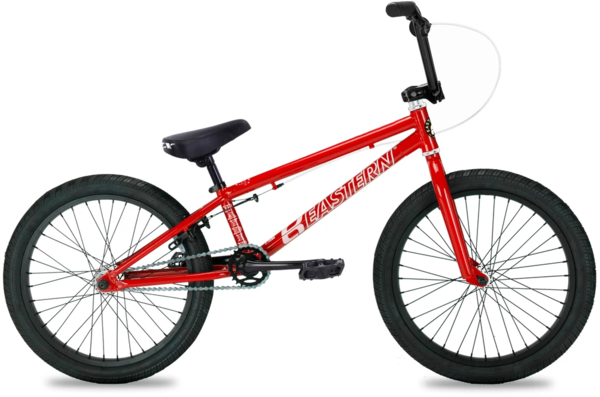 Eastern Bikes Paydirt Color: Gloss Red