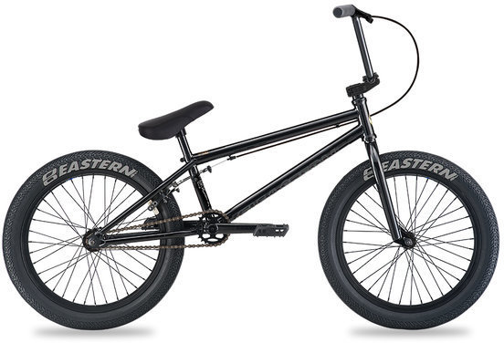 Eastern Bikes Traildigger Color: Black