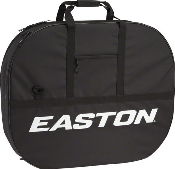 Easton Double Wheel Bag Color: Black