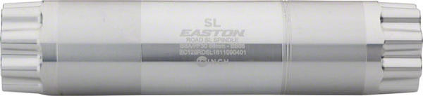 Easton EC90 SL Crank Spindle Color: Silver