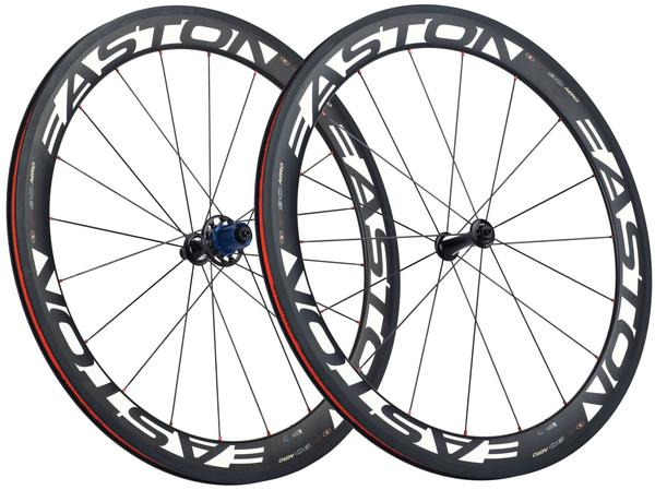 Easton EC90 Aero Front Wheel (Clincher)