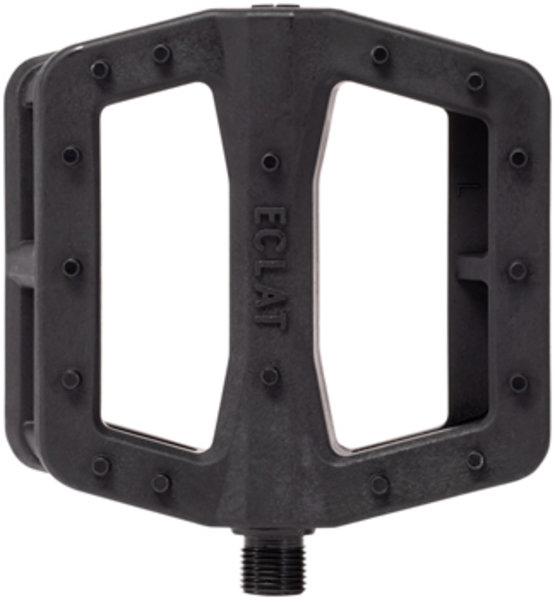 Eclat Centric Pedals Color: Real Black