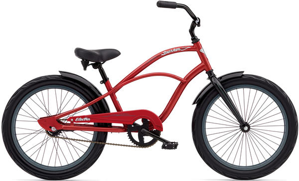 Electra Boy's Sparker Special 1 (20-inch) Color: Red