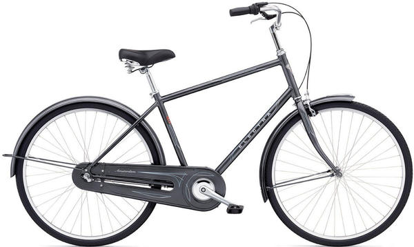 Electra Amsterdam Original 3i Color: Charcoal Metallic