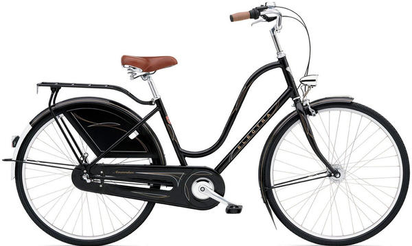 Electra Amsterdam Classic 3i Ladies Color: Black