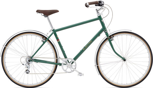 Electra Ticino 8D Color: Racing Green