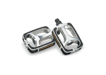 Electra City Alloy Pedals Color: Silver