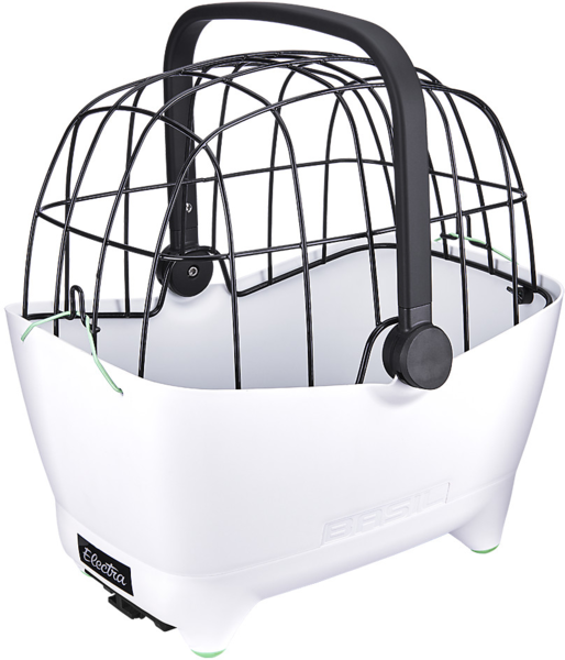 Electra Basil Pet Carrier Color: Electra White