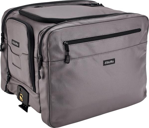 Electra Commuter Rear Rack Bag Color: Dove Grey