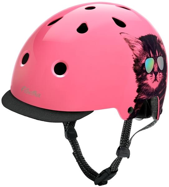 Electra Cool Cat Helmet Color: Pink