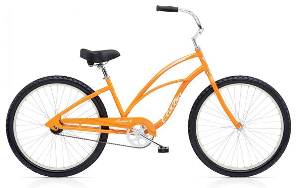 Electra Cruiser 1 Ladies' Color: Orange