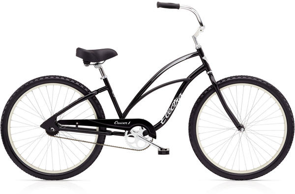 Electra Cruiser 1 Ladies' Color: Black