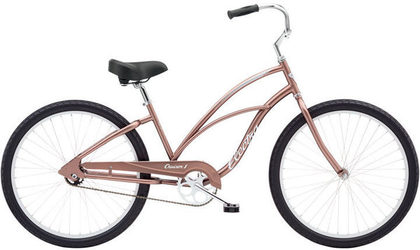 Electra Cruiser 1 Step-Thru Color: Beach Bronze