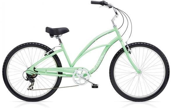 Electra Cruiser 7D Ladies' Color: Seafoam