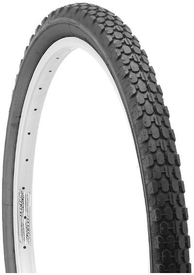 Electra Cruiser Knobby Tire (24-inch) Color: Black
