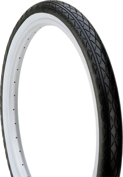 Electra Cruiser Vintage Diamond Tire (Whitewall)