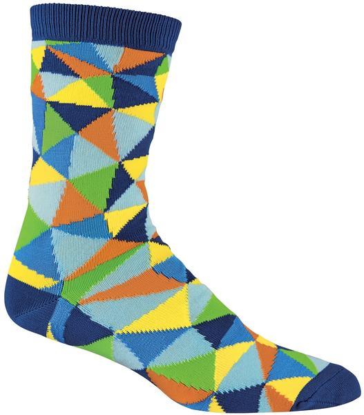 Electra Cubism 9-inch Socks