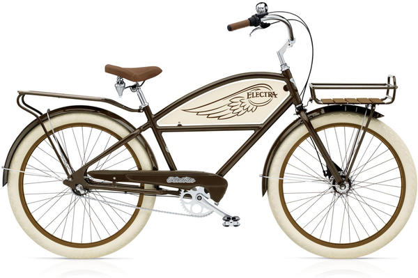 Electra Delivery 3i Color: Brown