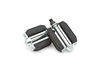 Electra Deluxe Block Pedals Color: Black