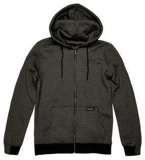 Electra Head Tube Hoodie Color: Charcoal Stripe