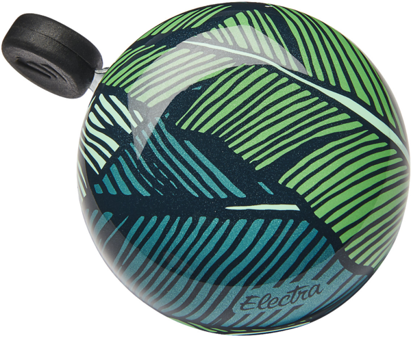 Electra Banana Leaf Domed Ringer Bike Bell Color: Foliage Green