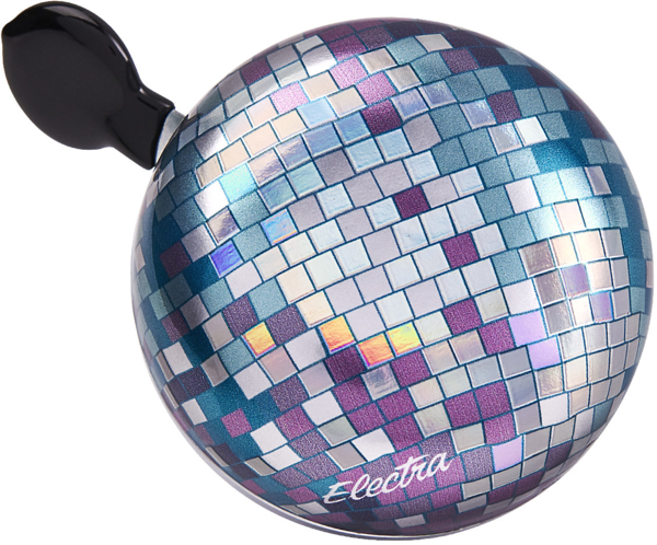 Electra Disco Small Ding-Dong Bike Bell Color: Polished Silver