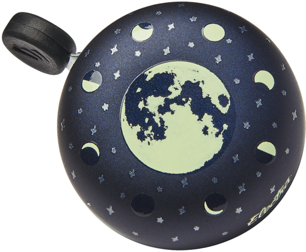 Electra Lunar Domed Ringer Bike Bell Color: Navy