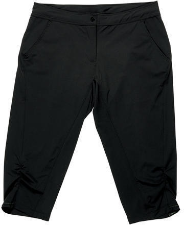 Electra Fin Pedal Pusher Ladies Short Color: Black
