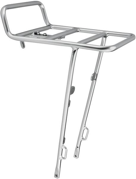 Electra Commute Front Rack Color: Silver