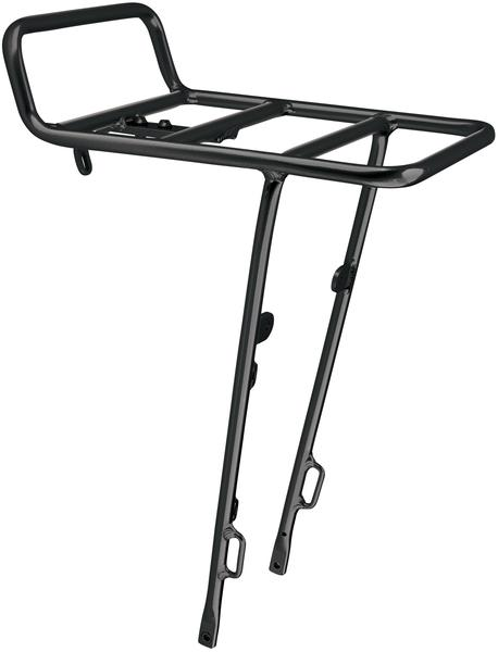 Electra Commute Front Rack Color: Black