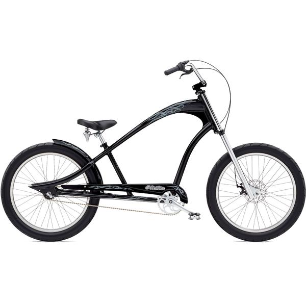 Electra Ghostrider 3i Color: Black