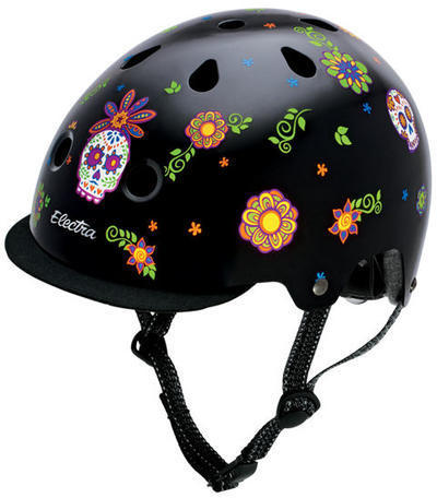 Electra Graphic Helmet In Store Special