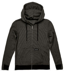 Electra Townie Ladies Hoodie Color: Charcoal Stripe