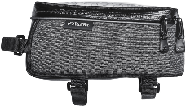 Electra Heather Charcoal Phone Bag
