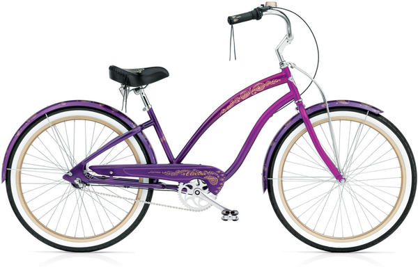 Electra Karma 3i - Women's Color: Purple Fade