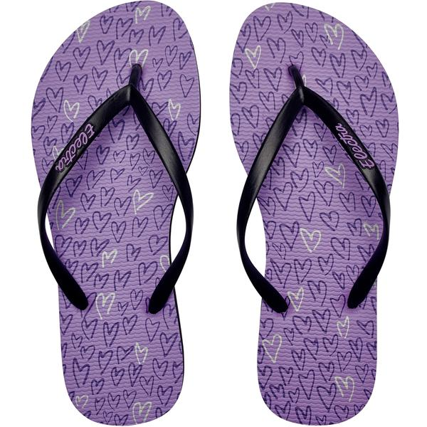 Electra Ladies' Flip Flops Color: Amore