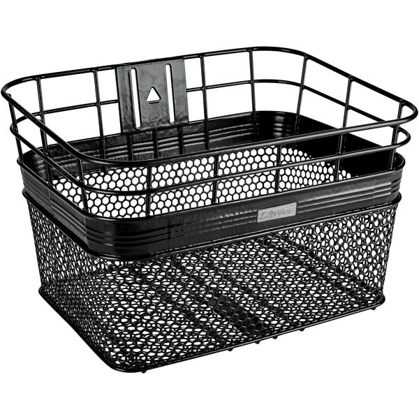 Electra Linear Mesh Basket Color: Black