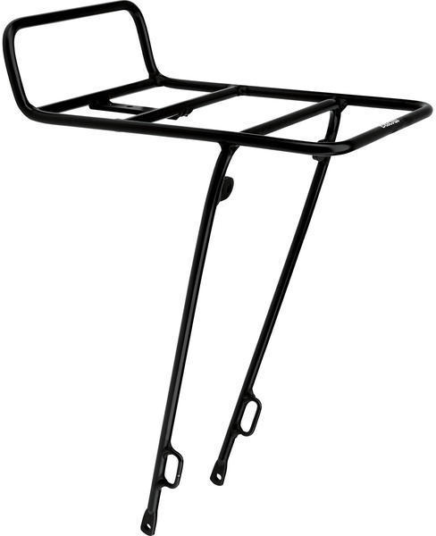 Electra Loft Front Rack Color: Black
