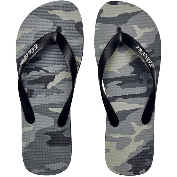 Electra Men's Flip Flops Color: Camo