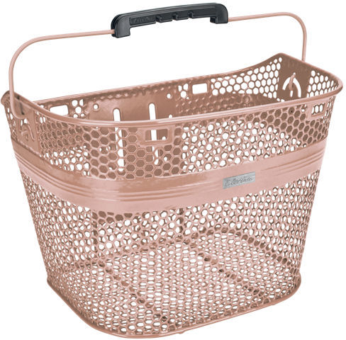 Electra QR Linear Basket Color: Rose Gold