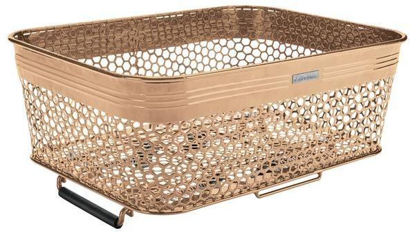 Electra QR Low Profile Basket Color: Matte Copper