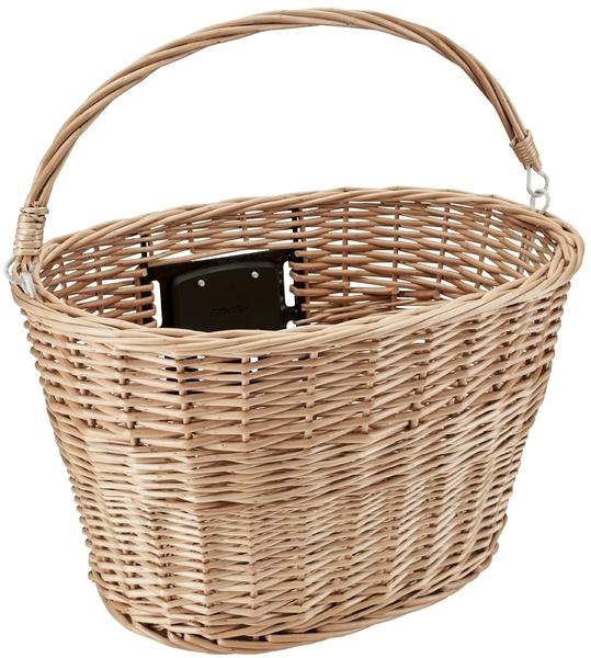 Electra QR Wicker Basket Color: Natural