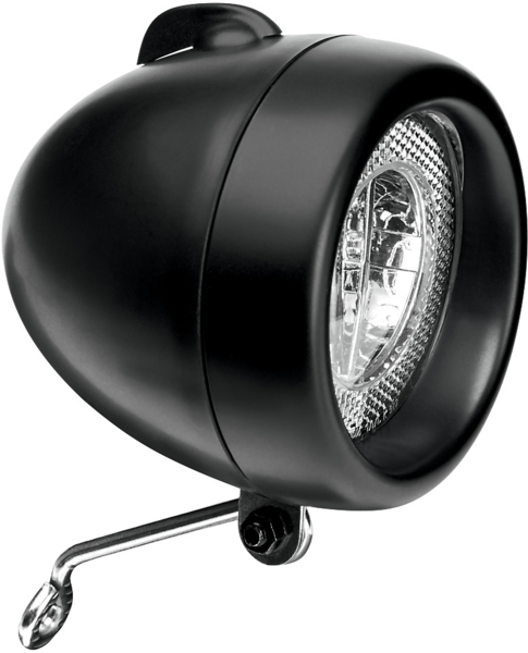 Electra Retro Headlight Color: Black